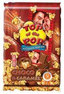 POPCORN CHOCO + CARAMEL MICROWAVE 100G