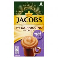 CAPPUCCINO MILKA INST. 8X18G JACOBS