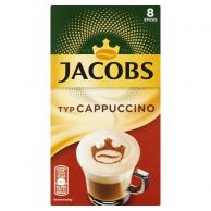 CAPPUCCINO INST.  8X14,4G JACOBS