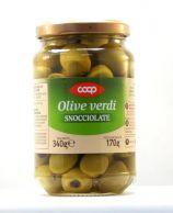 COOP OLIVY ITAL.ZELENE VYPEC. PP 170G 340G
