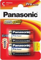 BATER.PANASONIC 2KS MONO LR14 PPG POWER GOLD