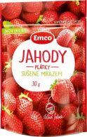 JAHODY SUSENE MRAZEM 30G EMCO