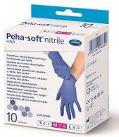 RUKAVICE NITRILE FINO PEHA - SOFT M  10KS